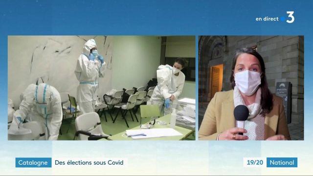 Catalogne : des élections sous Covid