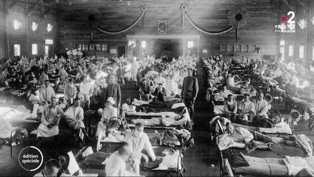 Coronavirus : le spectre de la grippe espagnole