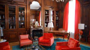 L'intérieur de la Résidence de France à Sofia, à découvrir pendant les Journées du patrimoine (Institut français)