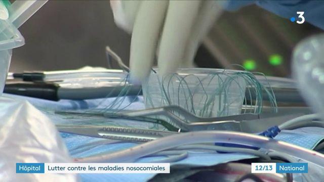 Hôpital : un patient sur vingt serait touché par une maladie nosocomiale