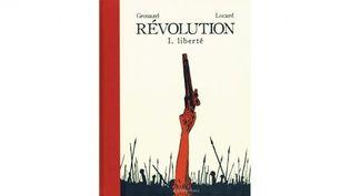 EMPORTE PAR LE COURANT DE LA REVOLUTION ET FAUVE D'OR A ANGOULEME (GROUAZEL & LOCARD, ACTES SUD L'AN 2)