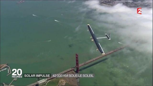 Solar Impulse : 42 000 km sous le soleil