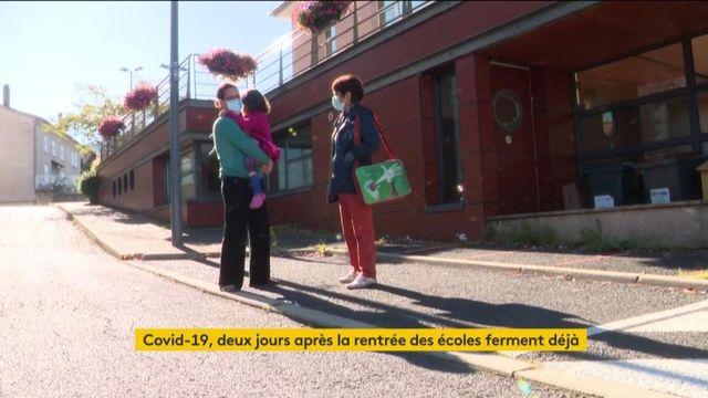 BON Coronavirus : deux jours après la rentrée, des écoles ont déjà fermé
