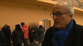 Froid : un maire au secours des migrants (France 2)