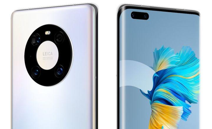 Le Mate 40 Pro se démarque par son appareil photo et ses dernières fonctions vidéo. (Huawei)