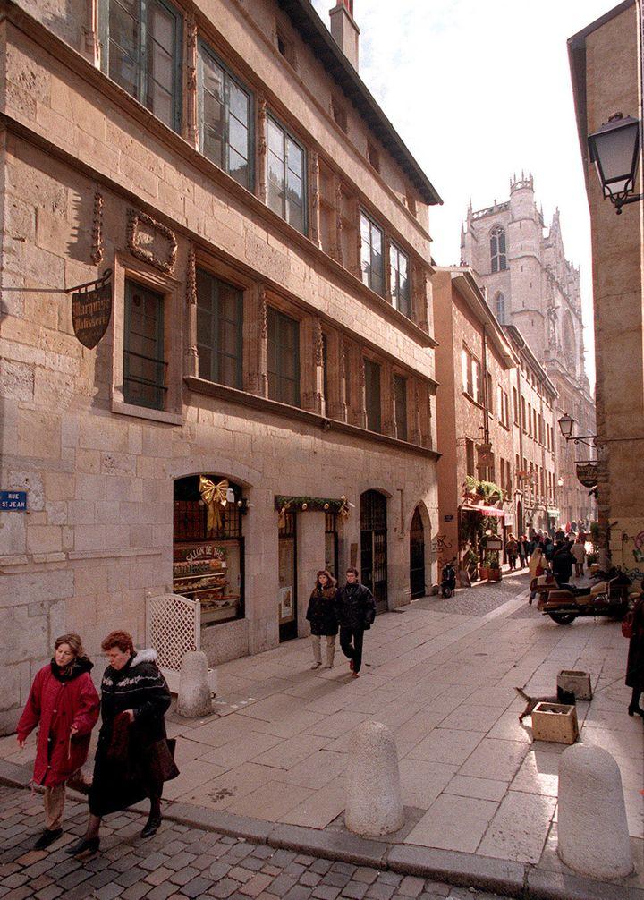 Une ruelle du quartier Saint-Jean à Lyon  (Joèl Philippon)