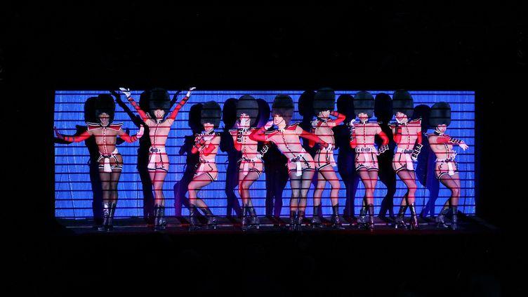 Les danseuses du Crazy Horse. (RICARDO TINELLI)