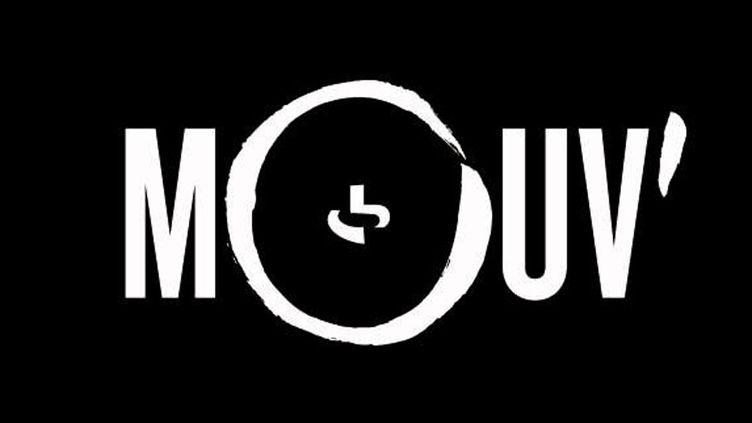 Le nouveau logo de la radio Le Mouv', dévoilé le 2 février 2015. (DR)