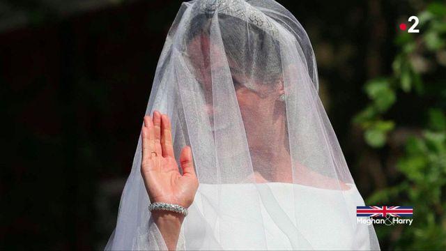 Mariage de Harry et Meghan : la robe de la mariée signée Givenchy