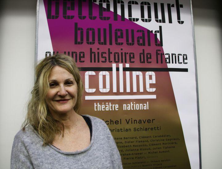 """Marie-France Etchegoin, auteur d'""""Un milliard de secrets""""  (Sophie Jouve/Culturebox)"""