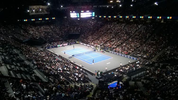 Bercy s'est enflammé avec Richard Gasquet et Andy Murray