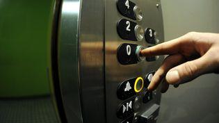 L'ascenseur inventé parElisha Graves Otis. (  MAXPPP)