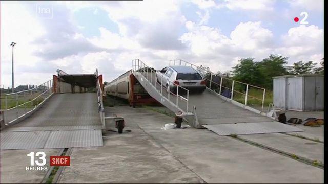 SNCF : l'auto-train, c'est bientôt fini ?