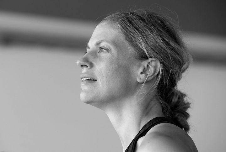 La chorégraphe canadienne Crystal Pite  (Michael Slobodian)