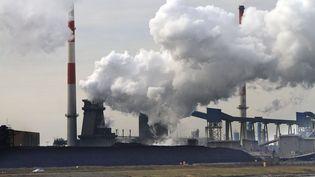 L'usine Arcelor Mittal de Dunkerque (Nord).  (LEYLA VIDAL / MAXPPP)