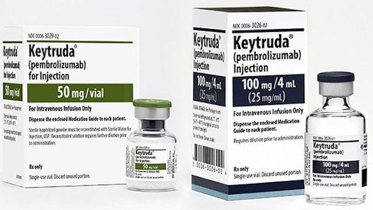 Immunothérapie : le Keytruda remboursé pour quatre nouveaux types de cancer
