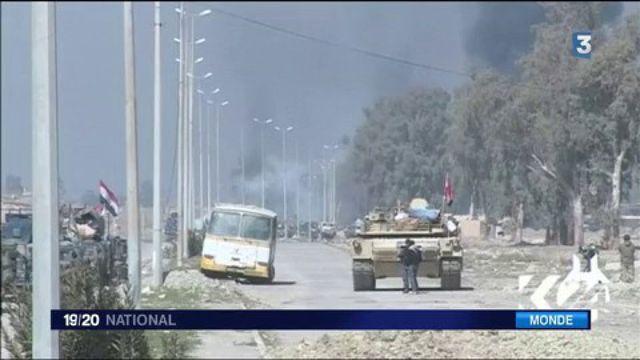 Mossoul : Les forces irakiennes ont repris la partie ouest