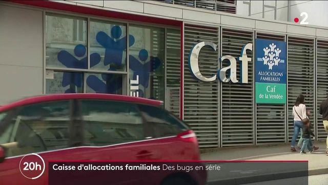 Caisse d'allocations familiales : des bugs en série privent des milliers de Français de leurs aides
