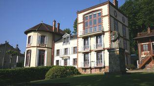 La maison de l'écrivain Emile Zola à Médan, en France, en 2010 (NICOLAS THIBAUT / PHOTONONSTOP)