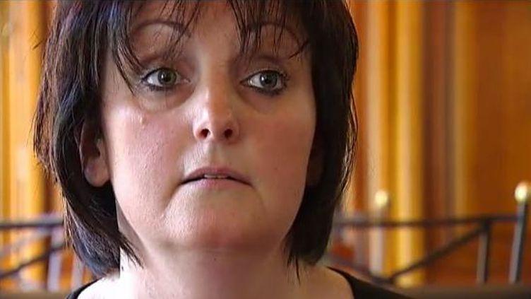 Isabelle, 42 ans, victime du Mediator. (FTVI / FRANCE 2)