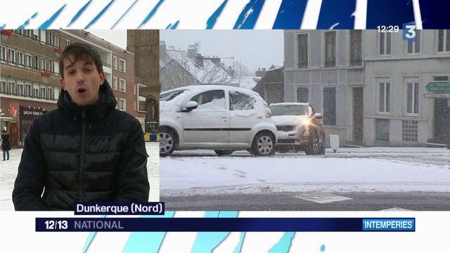 Intempéries : pannes et circulation difficile dans nord de la France