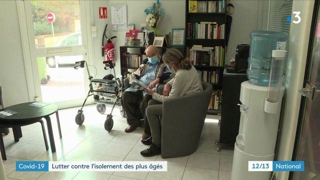 Covid-19 : lutter contre l'isolement des plus âgés