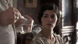 """Audrey Tautou dans """"Thérèse Desqueyroux"""" de Claude Miller.  (© Eddy Brière - Les Films du 24 - UGC Distribution)"""