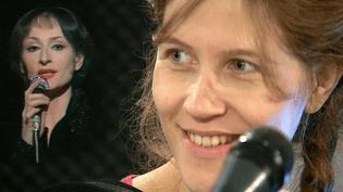 Léopoldine Hummel, du groupe Léopoldine HH  (France 3 Culturebox copie d'écran)