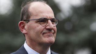 Jean Castex, Premier ministre, le 4 juillet 2020. (THOMAS COEX / AFP)