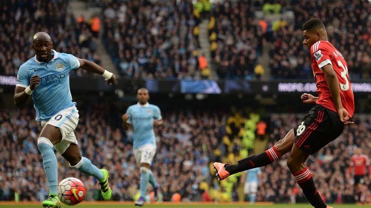 Marcus Rashford (Manchester United) (OLI SCARFF / AFP)