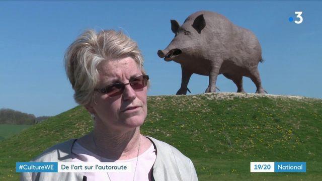 Culture : que deviennent les statues d'autoroute ?