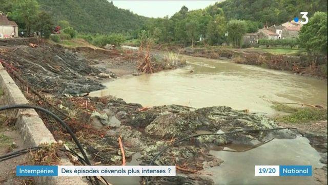 Inondations : des épisodes cévenols de plus en plus fréquents et intenses ?