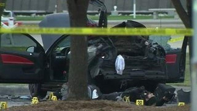 Deux jihadistes présumés abattus lors d'une fusillade