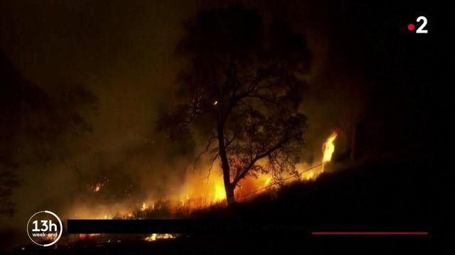 Incendies aux États-Unis : 500 000 personnes évacuées dans l'Oregon