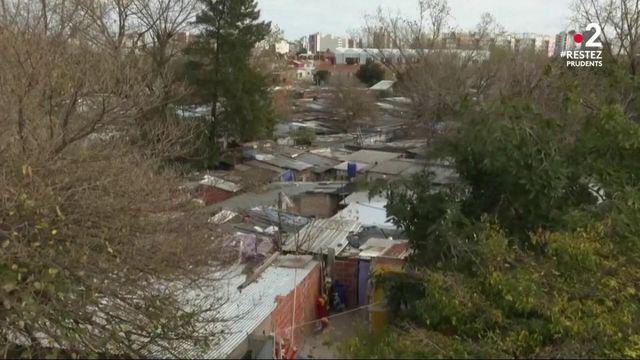 Argentine : l'épidémie de coronavirus s'envole dans un bidonville de Buenos Aires