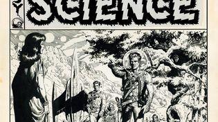 Weird Science #14 – Cover (©2020E.C.Publications,Inc.)