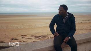 """Envoyé spécial. """"Ça m'a choqué""""' : Dembo, pris en charge en tant que mineur non accompagné puis obligé de quitter la France à ses 18 ans (ENVOYÉ SPÉCIAL  / FRANCE 2)"""