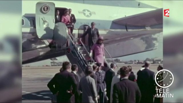 États-Unis : des zones d'ombre dans l'assassinat de John Fitzgerald Kennedy