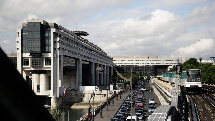 Le ministère de l'Economie et des Finances, à Bercy (Paris). (  MAXPPP)