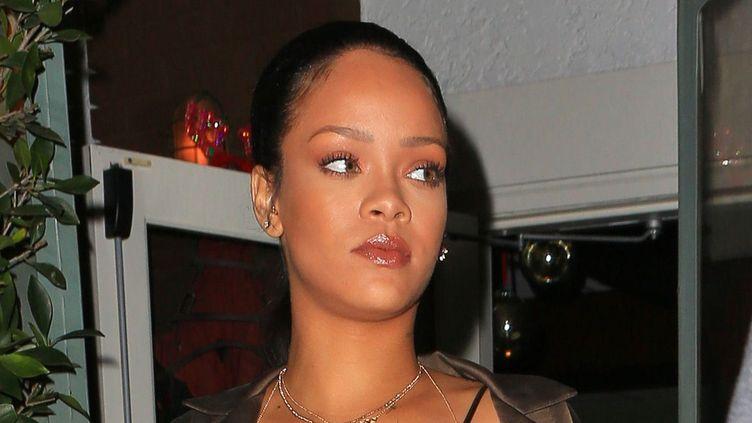 Rihanna à Santa Monica le 12 décembre 2015  (Calpix / SIPA )