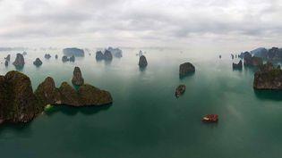 Baie de Ha Long, Vietnam (Géo)