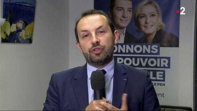 """Emmanuel Macron : """"le cauchemar continue"""" pour Sébastien Chenu (RN)"""