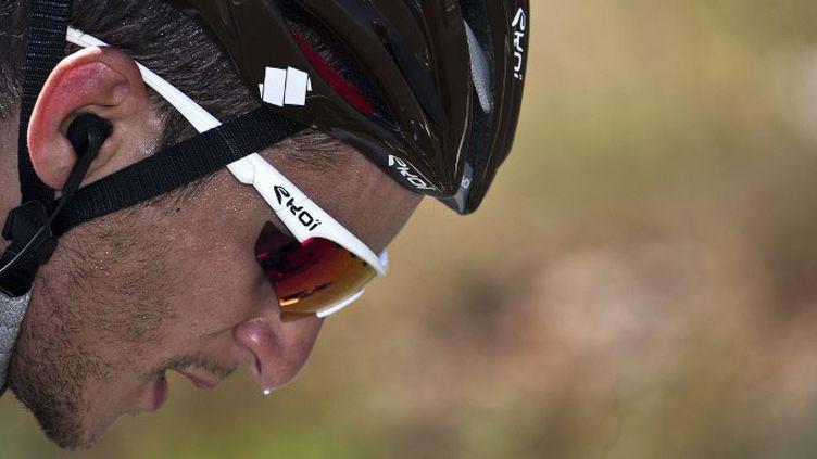 Blel Kadri (AG2R-La Mondiale) (JOEL SAGET / AFP)