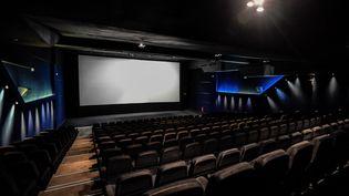 Les salles de cinéma rouvrent lundi 22 juin 2020, après 100 jours de fermeture en raison du confinement lié au coronavirus. (STEPHANE DE SAKUTIN / AFP)