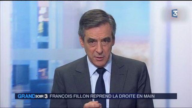 François Fillon reprend la droite en main
