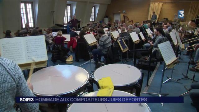 À la Sorbonne, un hommage aux compositeurs juifs déportés