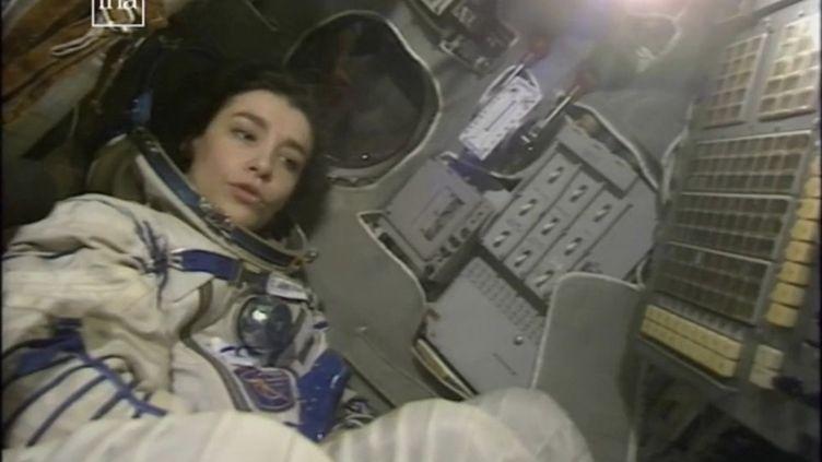 Claudie Haigneré : portrait de la pionnière des femmes astronautes (FRANCE 2)