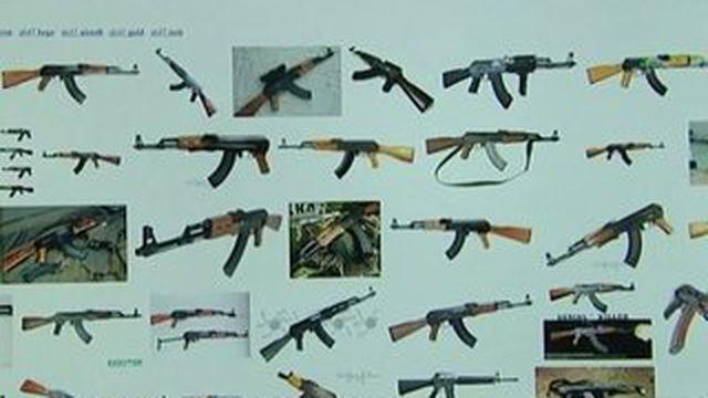 La Belgique serait-elle une plaque tournante du trafic d'armes ?