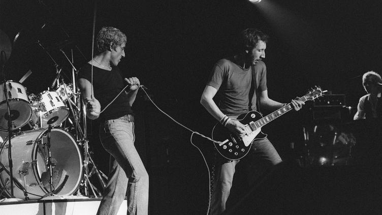 The Who en 1979  (ERIC GAILLARD / AFP)