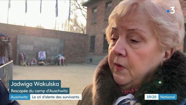 Auschwitz : le difficile devoir de mémoire des rescapés